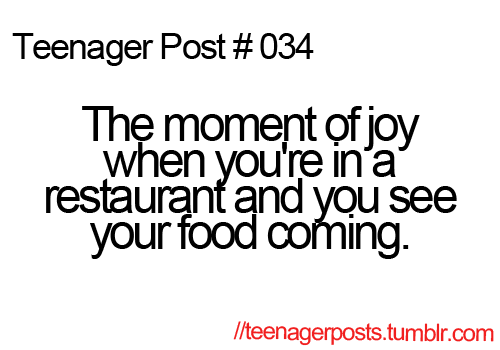 Teenager Posts! :D's Photo