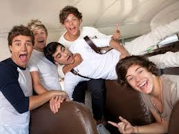 One direction <3 once in a life time's Photo