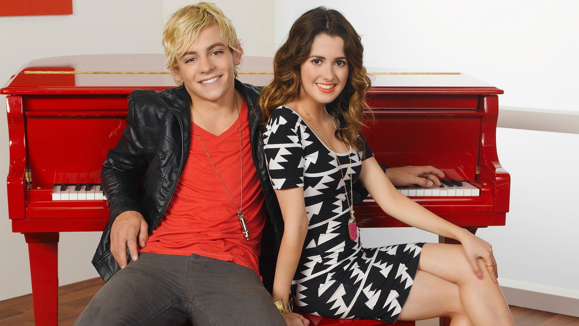 austin & ally page