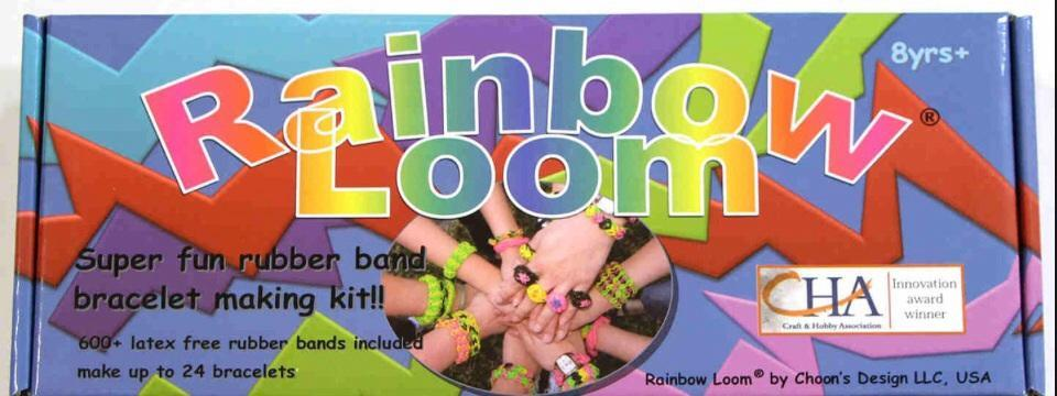 Rainbow loom club (1)