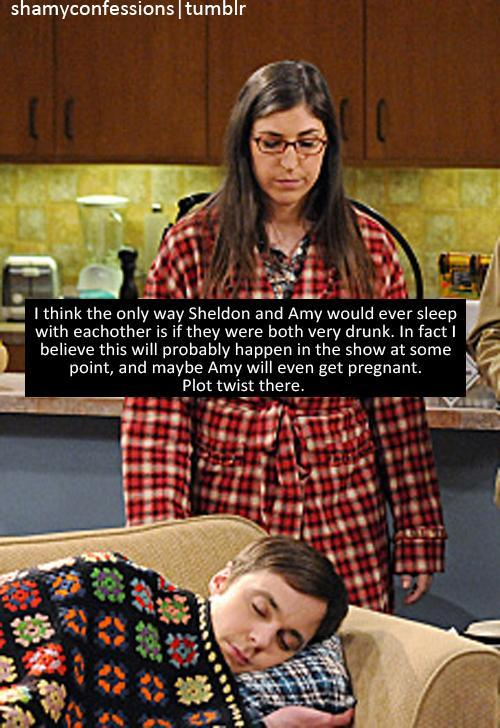Shamy- the big bang theory