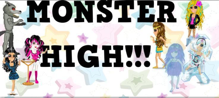 fan's of monster high only's Photo