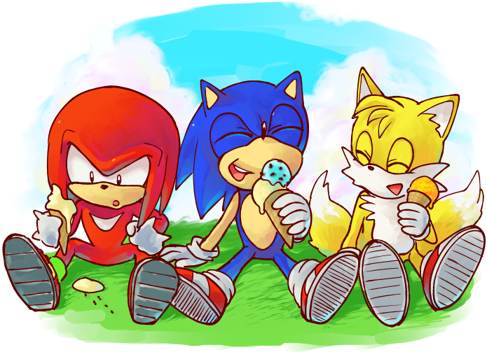 For Sonic Fans Only!'s Photo