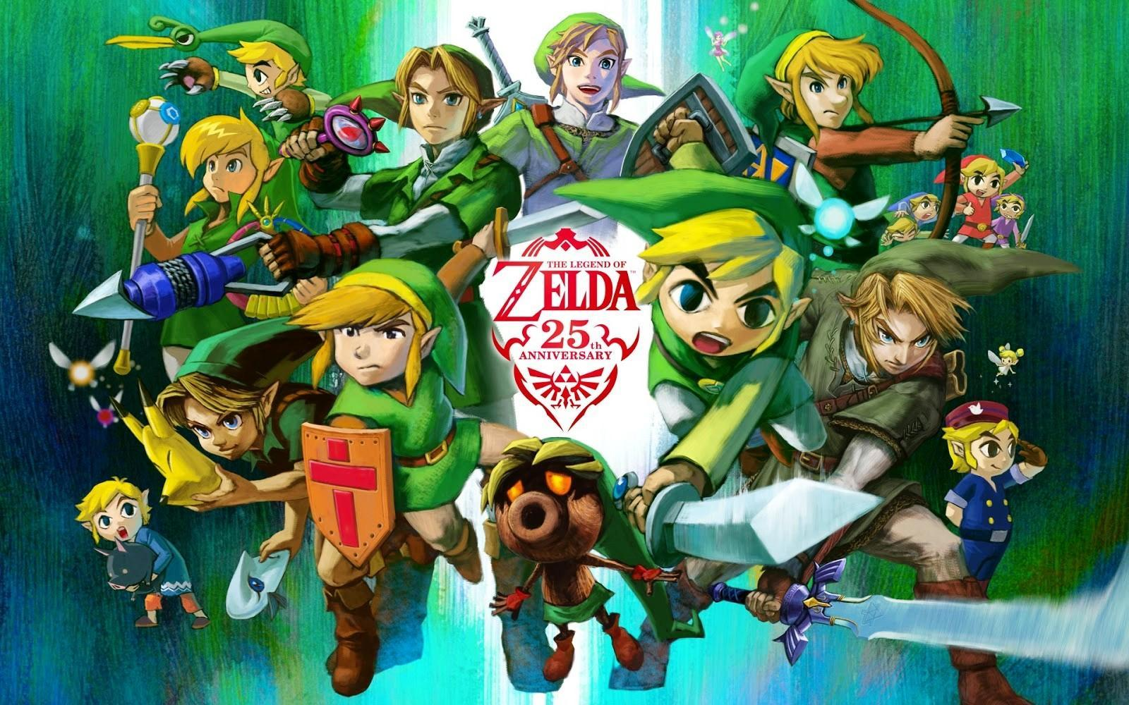 The Legend Of Zelda Fanpage