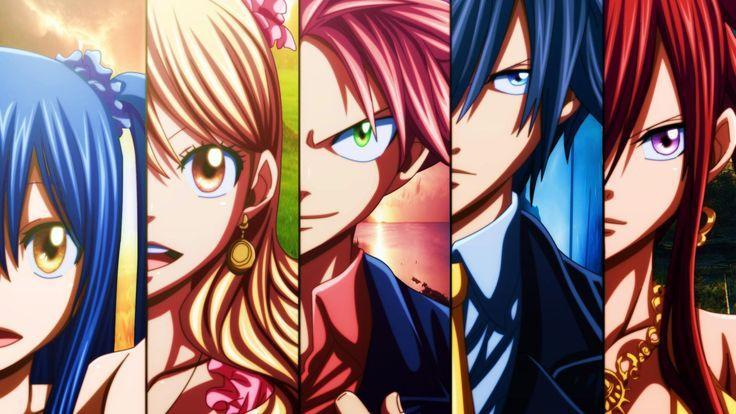 Fairy Tail 101