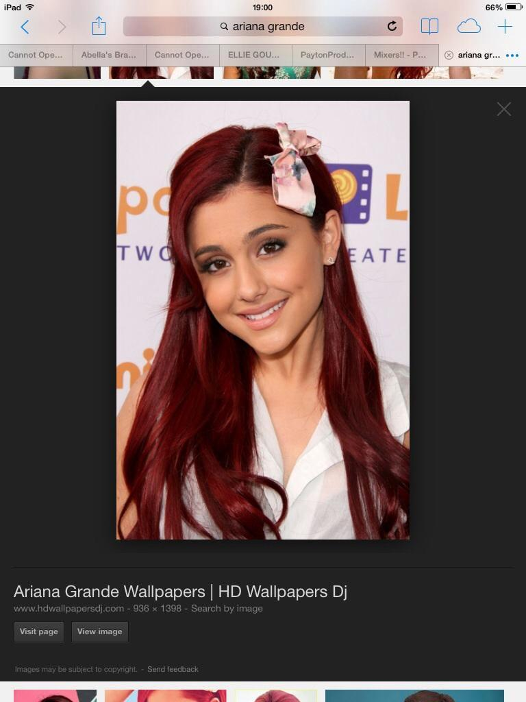 Ariana Grande Fan Page!!!'s Photo