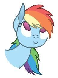 Rainbow Dash fanpage's Photo