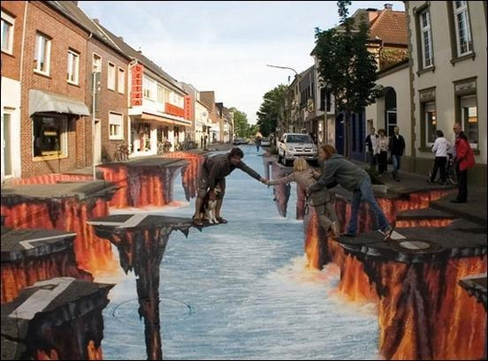 3D Art in Puplic Places