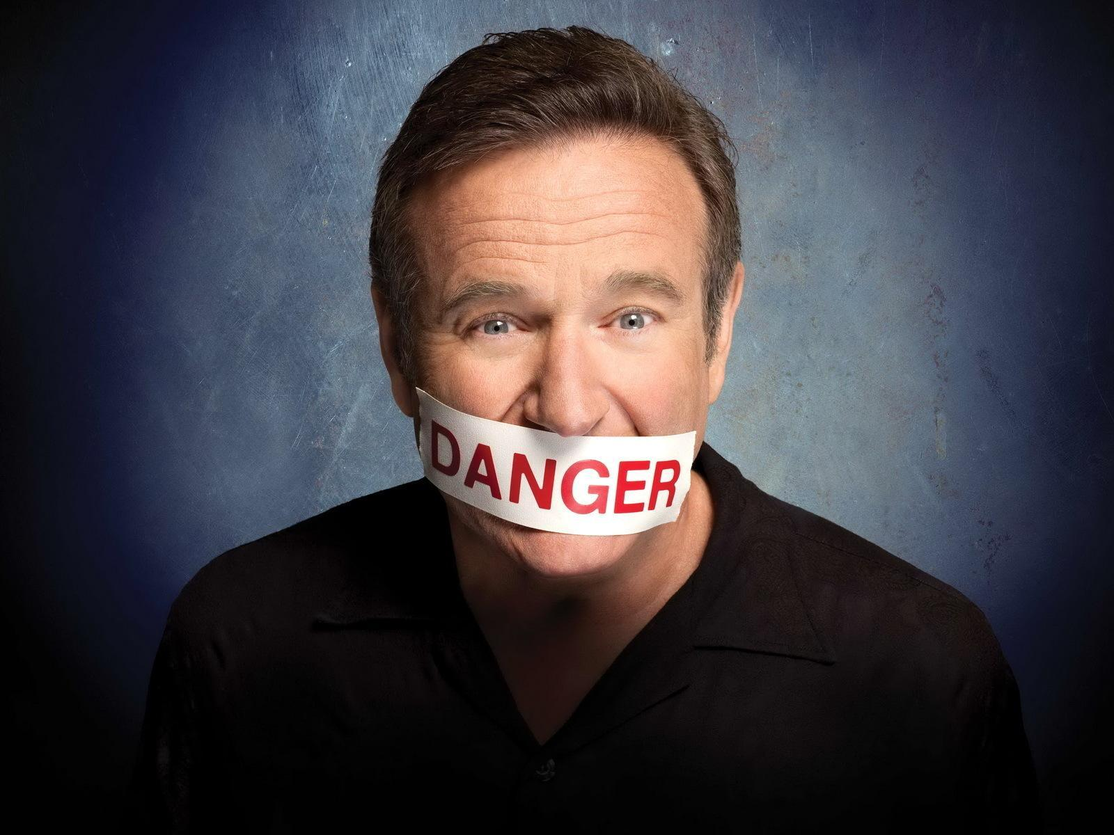 Robin Williams Memorial Page