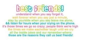 True Friends.. Quotes's Photo