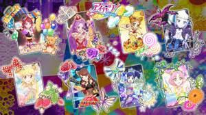 Aikatsu Cards/Coordinations