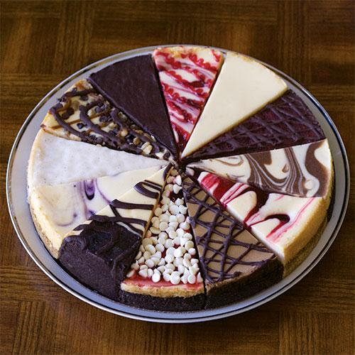 Cheesecake Lovers Unite!'s Photo