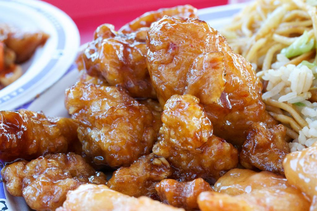 The Orange Chicken Society