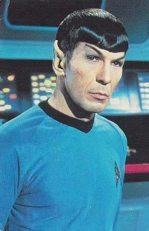 in memory of spock