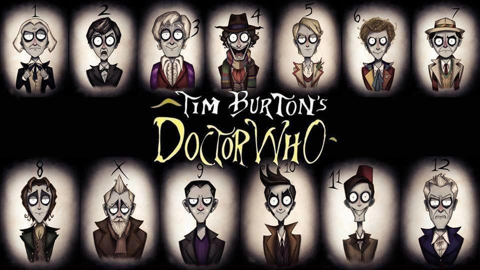 Tim Burton fanpage's Photo