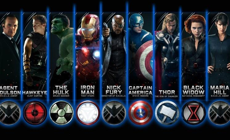 Avengers page!'s Photo