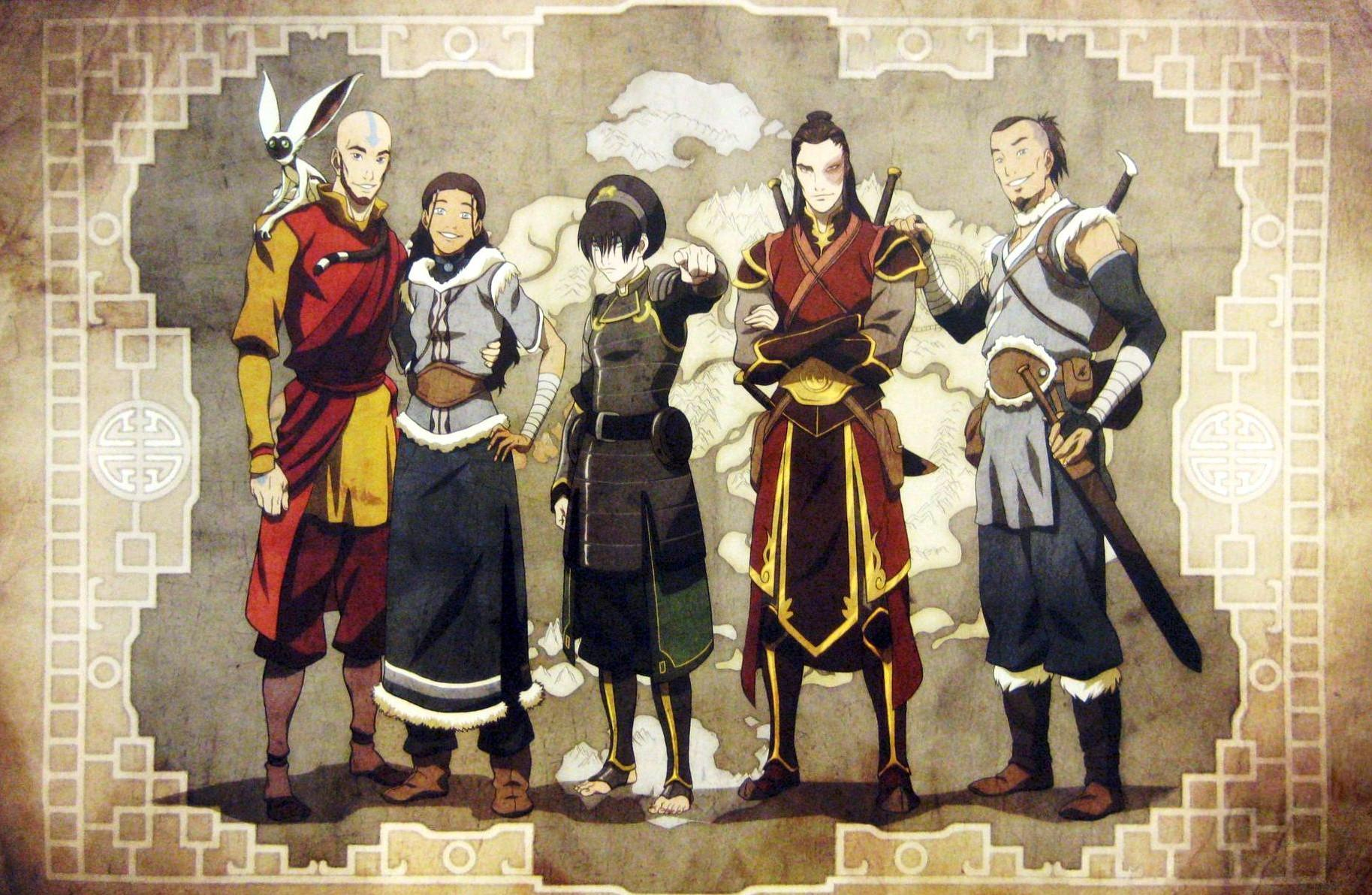 Avatar the Last Airbender Parallel Universe RP