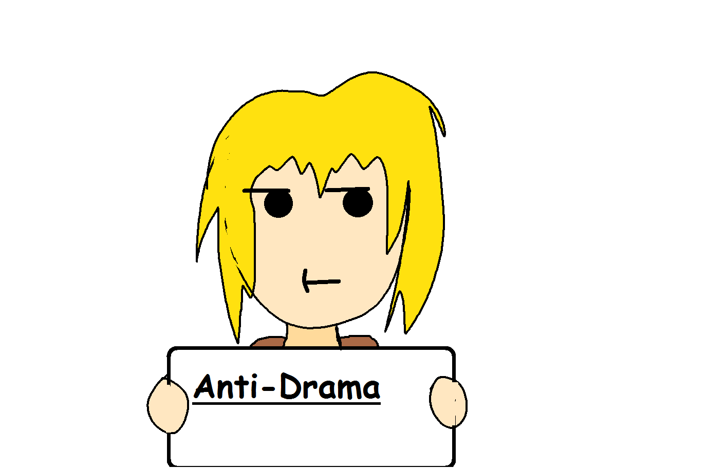 Armin's page of Drama Shelter!