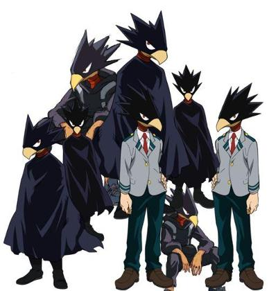 BirdBoi-Tokoyami appreciation page's Photo