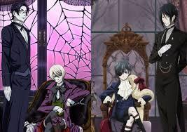 The Black Butler page's Photo