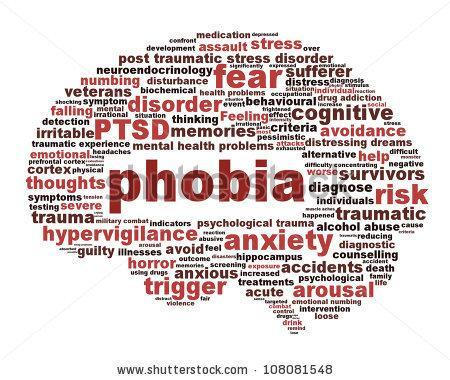 The Phobia Page