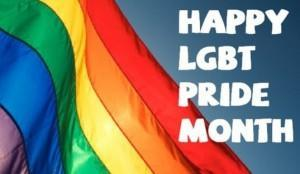 Happy lgbt pride month
