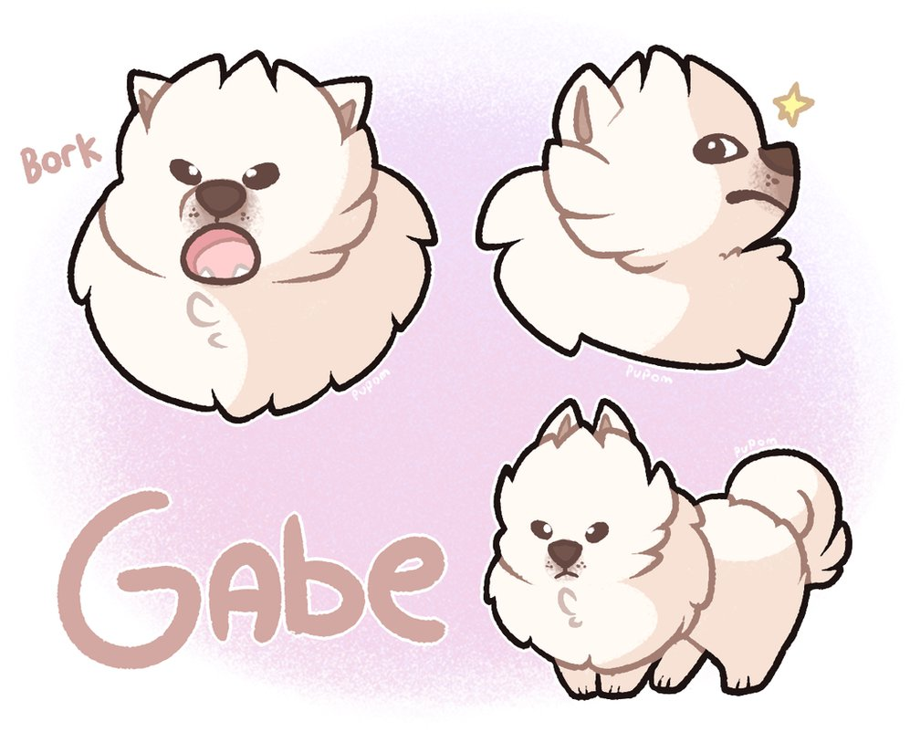 Gabe the dog tribute's Photo