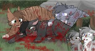Warrior cats memorial