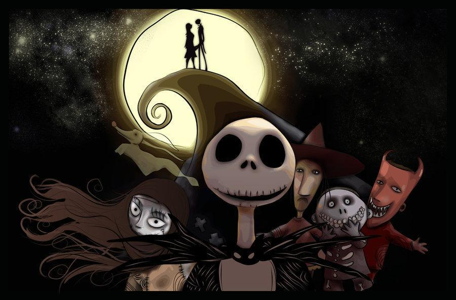 The Nightmare Before Christmas Fanpage!