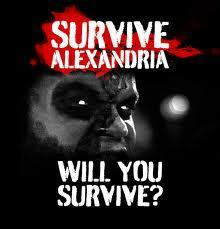 Will you survive....