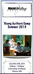 Young Author's Camp