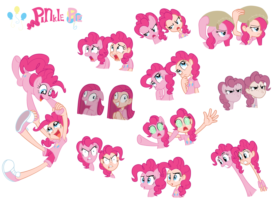 rock pinkie pie XD