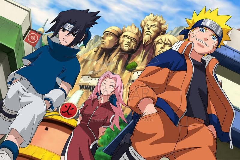 The Naruto Fan Page!