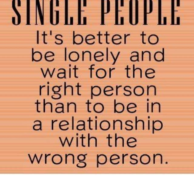 Single People Quotes's Photo
