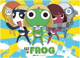 Sgt. Frog page!!!