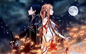 Sword art online and sword art online II!