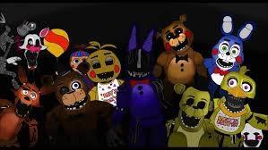 FNAF 1 and 2 fan page