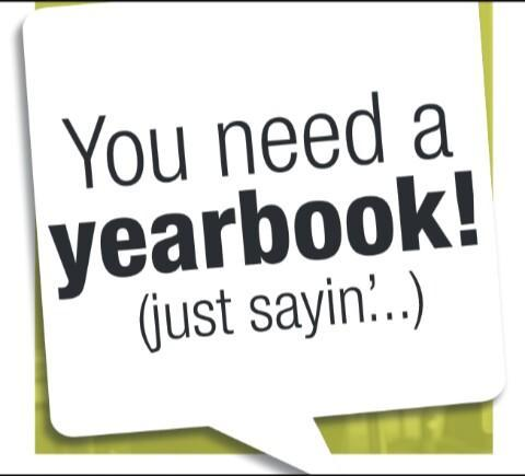 2016 yearbook!