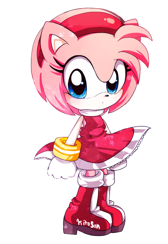 Ask Amy The Hedgehog!:3
