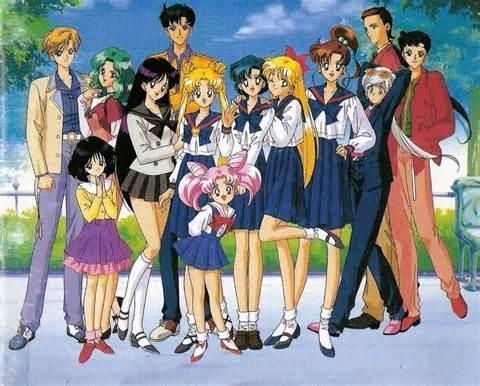 sailor moon (2)