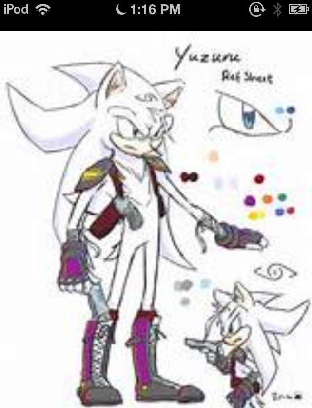 Sonic Fan Character Adopts's Photo