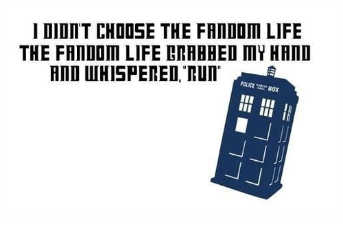 Whovians for Life!'s Photo
