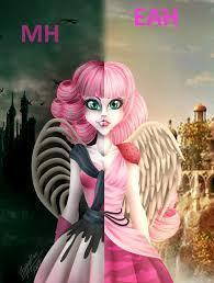 Monster High vs Ever After High