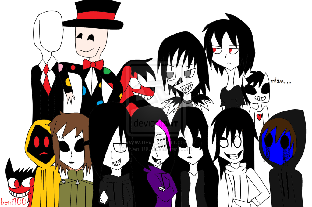 creepypasta love!
