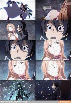 Sword art online and sword art online II!'s Photo