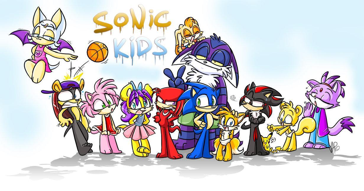 Sonic Mobian Orphanage!