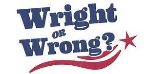 What's Right and Wrong? (School)