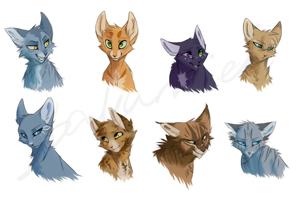 Warrior cats page! Art, fan fiction, drawings, and anything to do with warriors