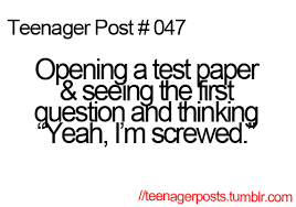 Teenager Post Page