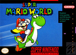 I'm making a Super Mario World Rom Hack!